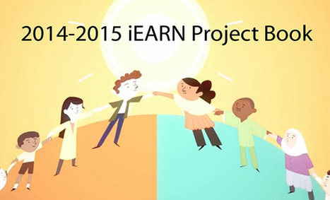 Submit your project to the 2014-2015 iEARN Project Book | K-12: Connecting outside your zipcode | Scoop.it