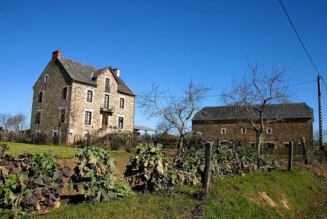 Bati ordinaire du Ségala | Aveyron | Scoop.it
