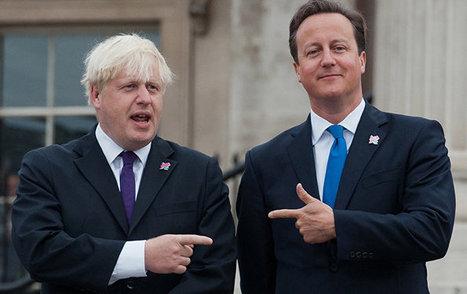 Brexit Bullingdon Betrayal: Cameron's Demise, Johnson's Rise | Global politics | Scoop.it