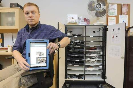 project aims to let libraries share e-books - Worcester Telegram | Library Education | Scoop.it