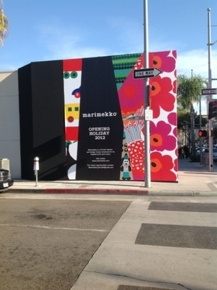 Marimekko Opens Stores In Beverly Hills – Nov. 15th | THE LOS ANGELES FASHION | Best of the Los Angeles Fashion | Scoop.it