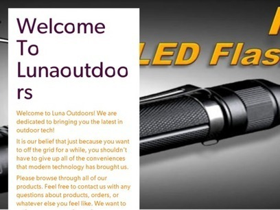 Welcome To Lunaoutdoor | Purchase a PowerPot V and get a FREE SLPower 7000 MaH USB Battery!! | Scoop.it