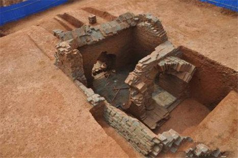Han-dynasty burial site unearthed in Hunan Province | Histoire et Archéologie | Scoop.it