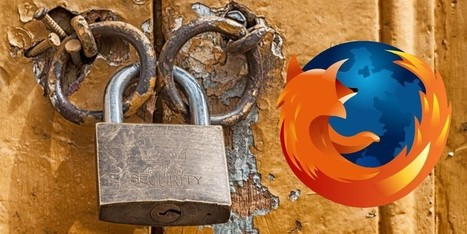 6 Extensions To Improve Privacy & Security On Firefox | Education & Numérique | Scoop.it