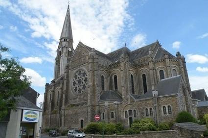L'église de Bouvron fermée au culte pour vétusté | L'observateur du patrimoine | Scoop.it