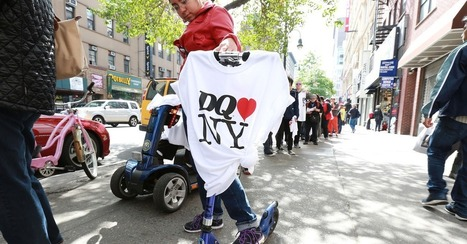 Manhattan's First Dairy Queen Opens: Here's How New Yorkers Reacted | Oh The Places | Scoop.it