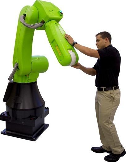 Humanoïdes, mains robotiques et poissons mécaniques à Paris | Une nouvelle civilisation de Robots | Scoop.it