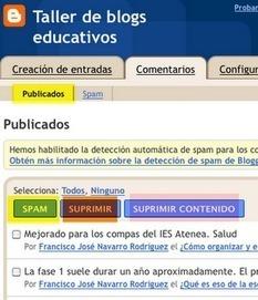 Taller de blogs educativos | #REDXXI | Scoop.it