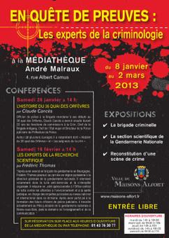 Samedi 26 janvier à la Médiathèque André Malraux | Charentonneau | Scoop.it