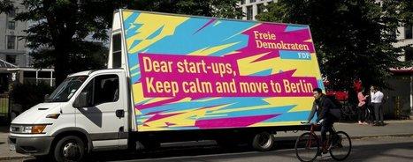 Berlin envisage un fonds de soutien de 10 milliards pour les start-up | Monde et actualité | Scoop.it