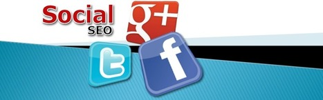Social Shares is the Future of SEO | Google Plus and Social SEO | Scoop.it