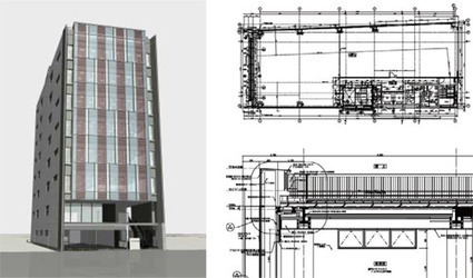 Utilizing a BIM model from design to quantity survey for construction projects | Logiciels d'architecture | Scoop.it