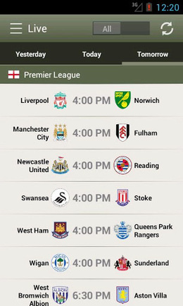 Soccer Scores Pro FotMob v9.6 | ApkLife-Android Apps Games Themes | Android Applications And Games | Scoop.it