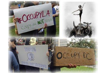 Occupy Wall Street, Denounce the Democrats   Black Agenda Report   Demand Transformation   Scoop.it
