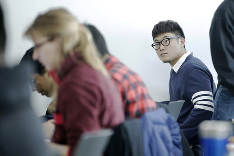 Heavy Recruitment of Chinese Students Sows Discord on U.S. Campuses | MyAdvisorSays | Scoop.it