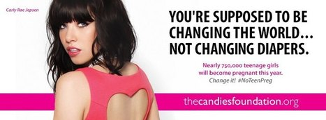 The Candie's Foundation | Teen Pregnancy | Scoop.it