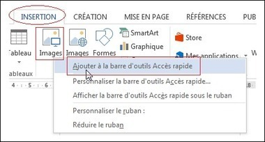 [Word] Ajouter un bouton pour insérer une image rapidement | Astuces hebdo | Astuces | Scoop.it