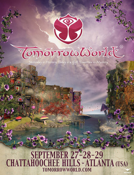 Tomorrowworld Unveils 'The Book Of Widsom': Chapter Two! - Altsounds.com | EDM | Scoop.it
