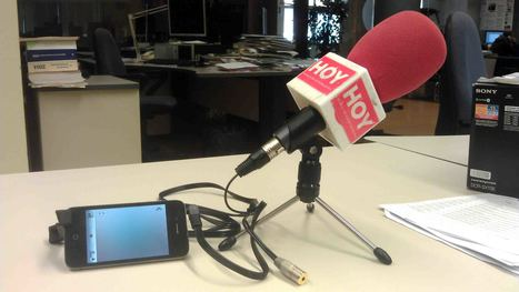 Conectar un micrófono profesional a tu smartphone | #peoplewitness #ocam | peoplewitness | Scoop.it