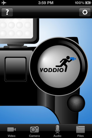 Free Video and Audio Editor for the iPhone: Voddio | Mobile Journalism Apps | Scoop.it