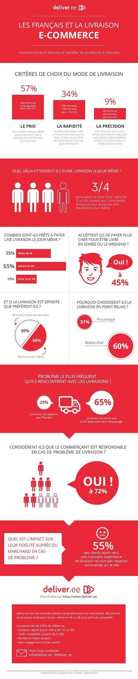 eCommerce - Infographies | Nouvelles activités | Scoop.it