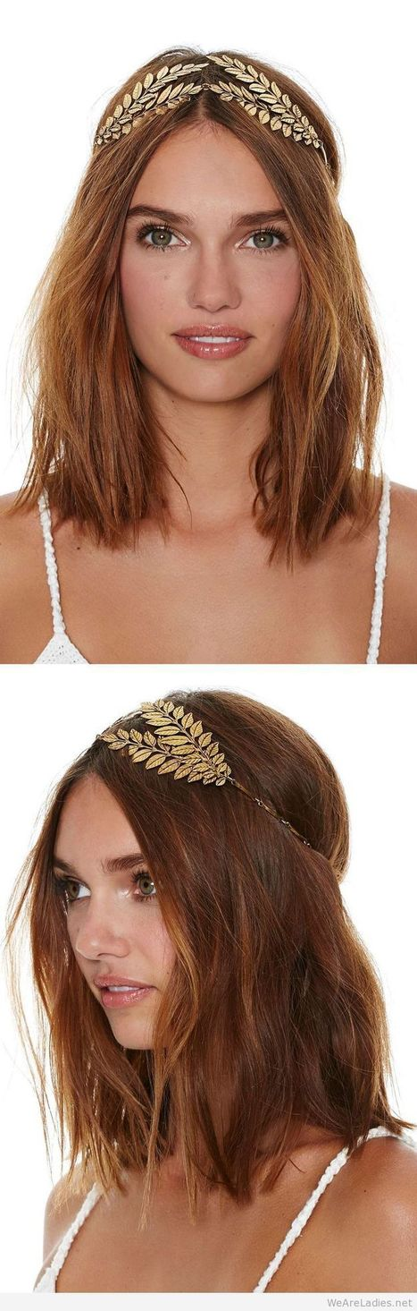 Laurel headband accessory   Pintast   Scoop.it
