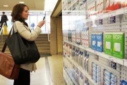 Le magasin connecté : une clé pour la nouvelle distribution | Merchandising | Scoop.it