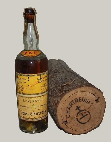 Chartreuse V.E.P. espagnole « mas de 20 años »   liqueur Chartreuse   Scoop.it