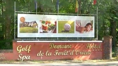 Domaine de la Forêt d'Orient - Reportage CANAL32 - E CONCIERGERIE DOMAINE DE LA FORET D ORIENT|HOTEL SPA GOLF | Actualités du Domaine de la Forêt d Orient | Scoop.it