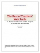 The Best of Teachers Web Tools | Web 2.0 in the classroom | Scoop.it