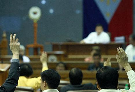 Senate OKs P82,000 tax exemption for bonuses | MLLRC online clippings | Scoop.it