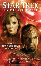 8of5's Guide to the Trek Collective: Review: The Struggle Within   Science Fiction Future   Scoop.it