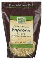 Popcorn Organic Non-GE Now Foods 24 oz Popcorn | Herbal Supplements Reviews | Scoop.it