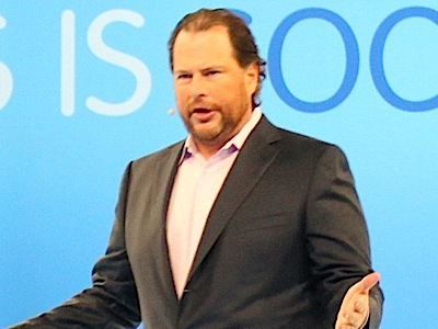 Marc Benioff: Windows 8 Is Going To Be 'The End Of Windows' | The new mobility@work area | Scoop.it