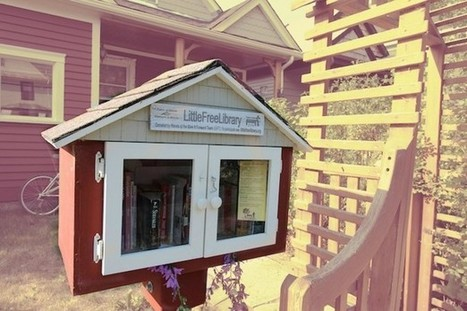 "What's Wrong With a Little Free Library? | Buffy Hamilton's Unquiet Commonplace ""Book"" 