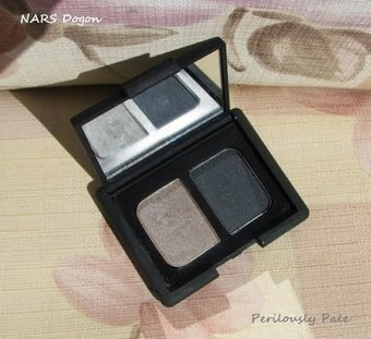 NARS Dogon Eye Shadow Duo - Swatches and Review - Perilously Pale | make-up for you! | Scoop.it