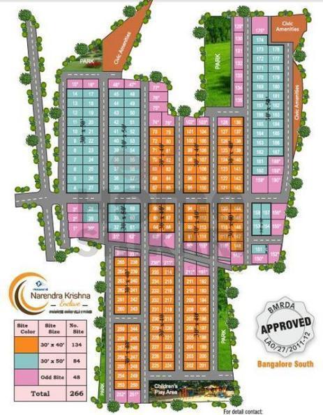 Prasanthi Narendra Krishna Enclave Urban Estate | Property Projects in India | Scoop.it