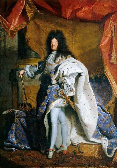 #158 ❘ LOUIS XIV ou le ROI SOLEIL ❘ (1638-1715) | # HISTOIRE DES ARTS - UN JOUR, UNE OEUVRE - 2013 | Scoop.it