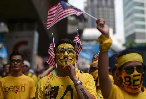 Tens Of Thousands Protest Malaysia's Prime Minister After Corruption Scandal - Huffington Post | Inequality, Poverty, and Corruption: Effects and Solutions | Scoop.it
