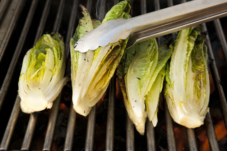 10 Surprising Foods You Can Throw On The Grill | Nutrient Dense foods | Scoop.it