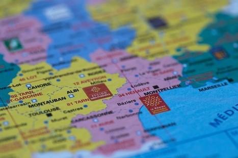 Découvrez les capitales de nouvelles régions   Think outside the Box   Scoop.it