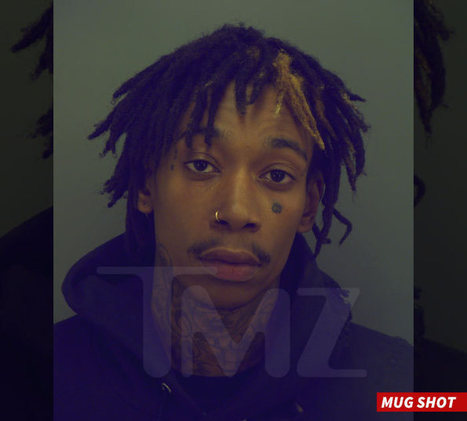 Wiz Khalifa ARRESTED -- Rapper Busted For Weed at Airport | Wiz Kalifa | Scoop.it