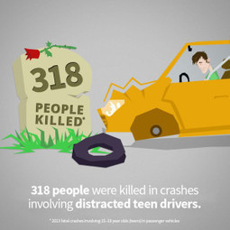 National Teen Driver Safety Week: Teen Driving Tips   Accidents, Recalls and Awareness   Scoop.it