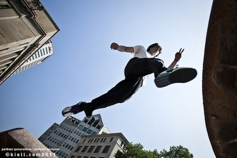 Morning Class Starts This Wednesday! - Parkour Generations | parkour jam | Scoop.it