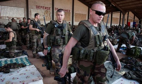 France Seeks Arab Backing for Mali Campaign as Airstrikes Continue | Politics economics and society | Scoop.it