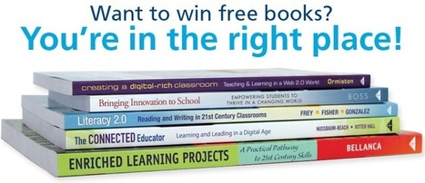 Win Free Books - during Connected Educator Month #CE13 from Solution Tree | Enrjtk Educatr | Scoop.it