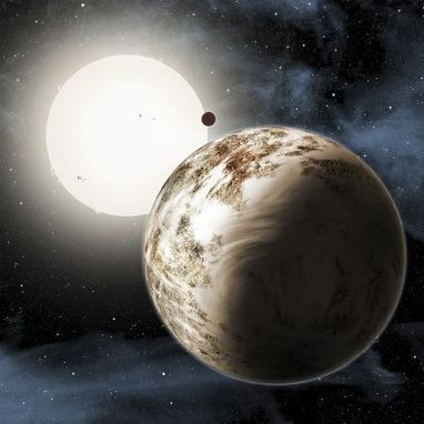"""Astronomers Find """"Mega-Earth,"""" Most Massive Rocky Planet Yet 