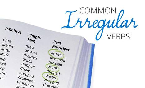 An English Irregular Verbs list - Free PDF Download | TEFL iDEAS | Scoop.it