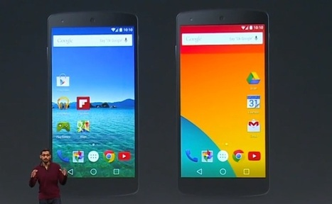 Get Android L on Any Android 4.0+ Device [Root] - Eyngn | iCydiaOS | Scoop.it