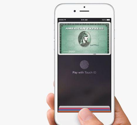 Apple Pay: 5 points sur le paiement mobile et NFC à la Apple   Moyens de paiement   Scoop.it